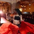 5/10(火) Cafe Bohemia Ruhani BellyDance Show