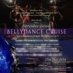 5/27(金)Nereides-jicoo Bellydance Cruise feat Nadia Singapore