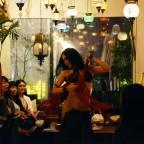 7/12(火)Ruhani BellyDance Show Cafe Bohemia