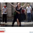 「服従するな」と「スプーンダンス」Bellydance Daiary