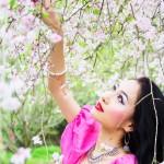 photo: Asae Kuroki make :Naoyo Nishida model/dancer :Nourah