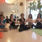 Yoga &Meditation Circle ヨガと瞑想の集いレポート