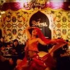 10/10(火)Cafe Bohemia Ruhani BellyDance Show