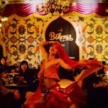 Cafe Bohemia Ruhani BellyDance Show 10/10(火)
