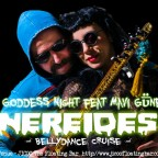 "Nereides ""Dark Goddess Night feat Mavi Güneş 69""  10/27(Fri)"