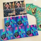BaBaZuLa XX 2枚組CDスタジオ販売中と4周年記念ポストカードのご案内
