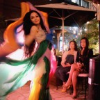 Cafe Bohemia Ruhani BellyDance Show 12/12(Tue)