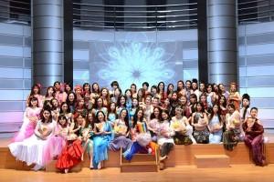 ルハニ Year End Gala 2017 ベリーダンス