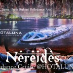 Nereides Bellydance Cruise @ Floating Lounge HOTALUNA 1/26(Fri)