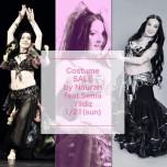 コスチューム・セール by Nourah feat.Sema Yildiz 1/21(sun)