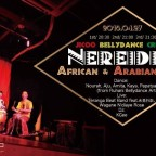Nereides -African Arabian Night- 4/27(fri)
