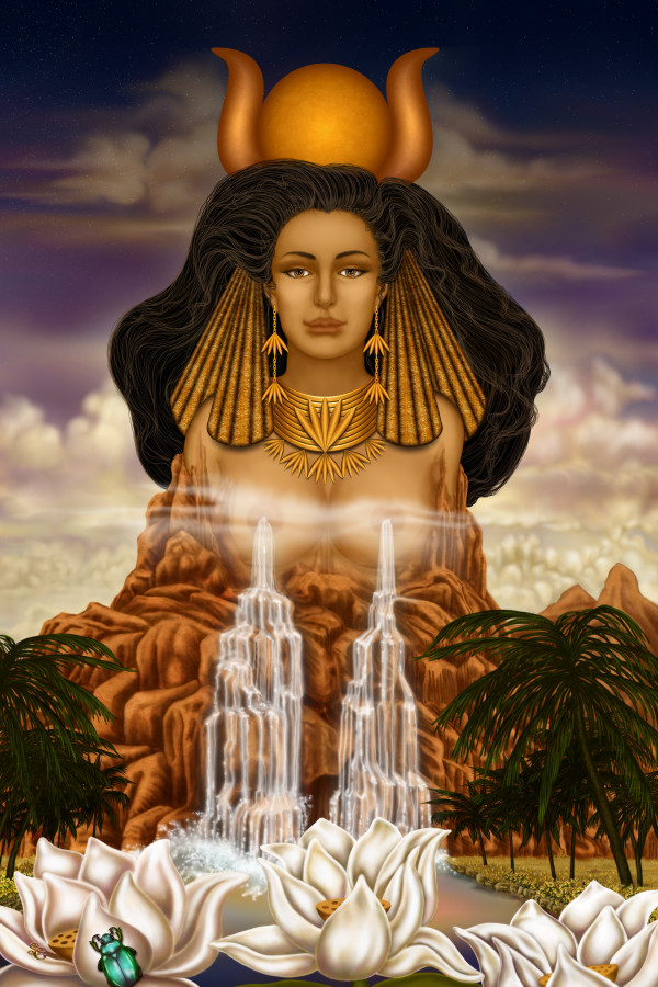 Hathor-Goddess-of-Love-and-Music