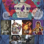 Bohemian Night 6/29(Fri)