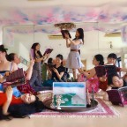 "Reading Circle ""Salome -The Dance of Seven Veils-"" vol.2 report -読書会レポート-7/22(sun)"