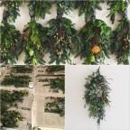 ★5周年特別企画★スワッグワークショップ by SAEDECO 「森の香りの壁飾り」11/25(日)