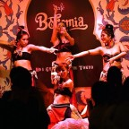 Cafe Bohemia Ruhani BellyDance Show 1/8(Tue)レポート
