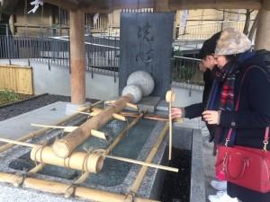初詣2019_190106_東郷神社01