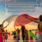 Ruhani Summer Party2019@みなとや