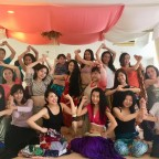 レポート【即興で踊ろう♪ターキッシュロマ・ダンスwith Nourah】5/2GW企画