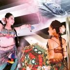 "Nereides Bellydance Cruise ""Nourah Solo Show"" 5/24(fri)"