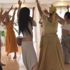 レポート アラブ世界の聖なるダンス with Nadia Makhlouf WS 7/6(Sat) 開催