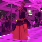 Nereides -Jicoo BellyDance Cruise -Nadiah MAKHLOUF -Sacred Dance of Arab World- 6/28(fri) レポート