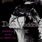 10/25(fri) Nereides jicoo bellydance cruise-Haloween Dark Goddess Night-