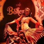 Cafe Bohemia Ruhani BellyDance Show 4/9(Tue)レポート