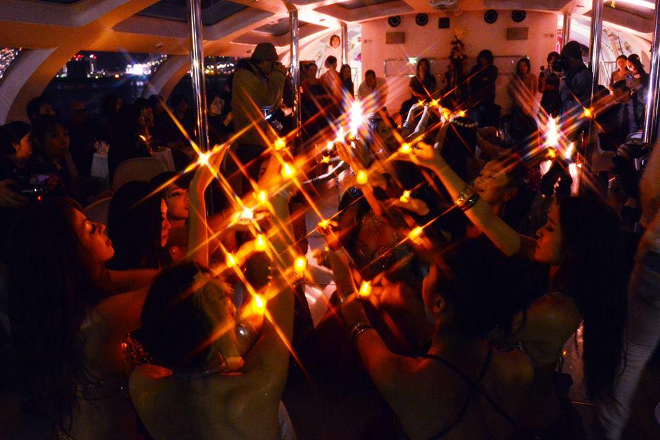 ベリーダンス-レッスン-candle