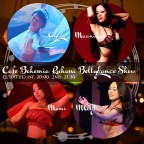 Cafe Bohemia Ruhani BellyDance Show 12/10(Tue)