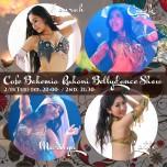 Cafe Bohemia Ruhani BellyDance Show 2/11(Tue)