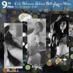 Cafe BOHEMIA Ruhani BellyDance Show 9/14(Mon)