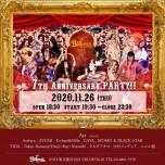 Cafe BOHEMIA 7th Anniversary Party!! 11/26(thu)