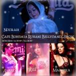 Cafe Bohemia Ruhani BellyDance Show 12/14(Mon)