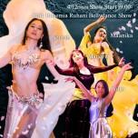 Cafe Bohemia Ruhani BellyDance Show 4/12(Mon)