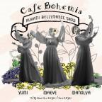 Cafe Bohemia Ruhani BellyDance Show 9/13(Mon)